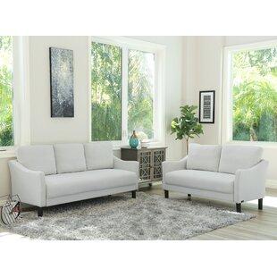 Buckwalter Living Room Set by Charlton Home®