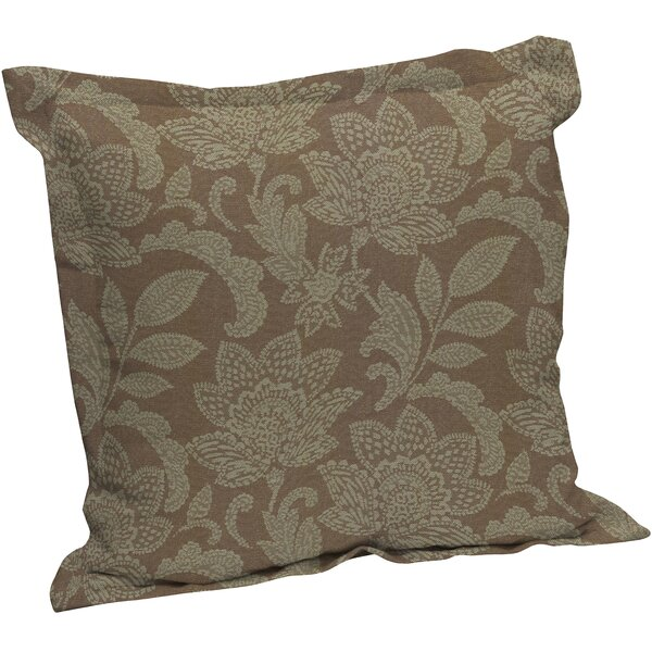 Terilynn Seafoam Indoor/Outdoor Cushion (Set of 2) by Comfort Classics Inc.