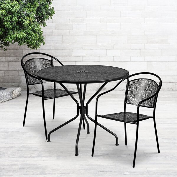 Gwyn 3 Piece Dining Set by Zipcode Design
