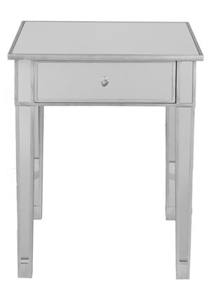 Kylie End Table With Storage by Willa Arlo Interiors