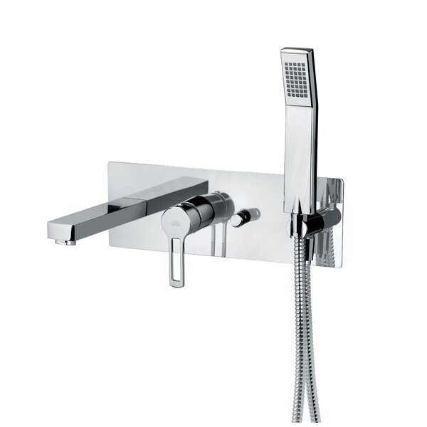 Fonte Diverter Complete Shower System by WS Bath Collections WS Bath Collections