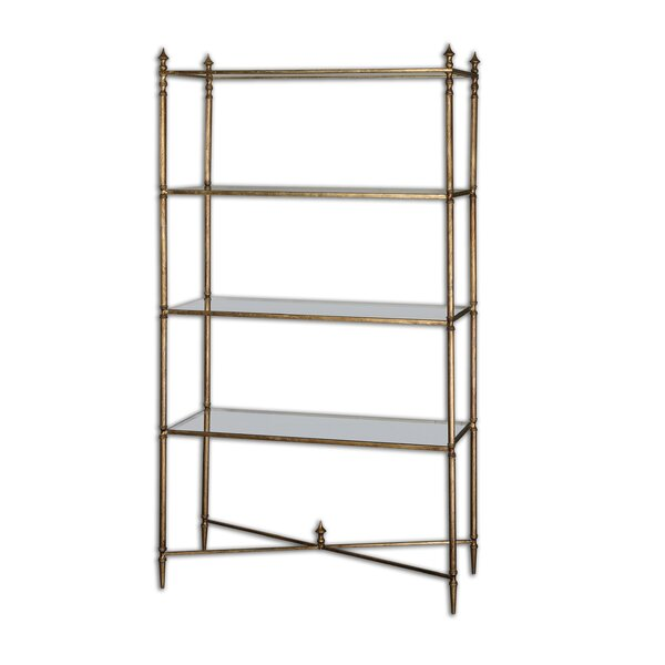 Caila Etagere Bookcase by Willa Arlo Interiors
