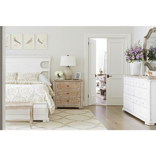 Juniper Dell Panel Configurable Bedroom Set by Sta
