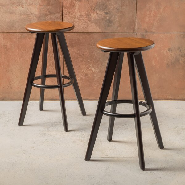 Erwin 29.5 Bar Stool (Set of 2) by George Oliver