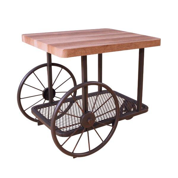 Herrod End Table by Williston Forge Williston Forge