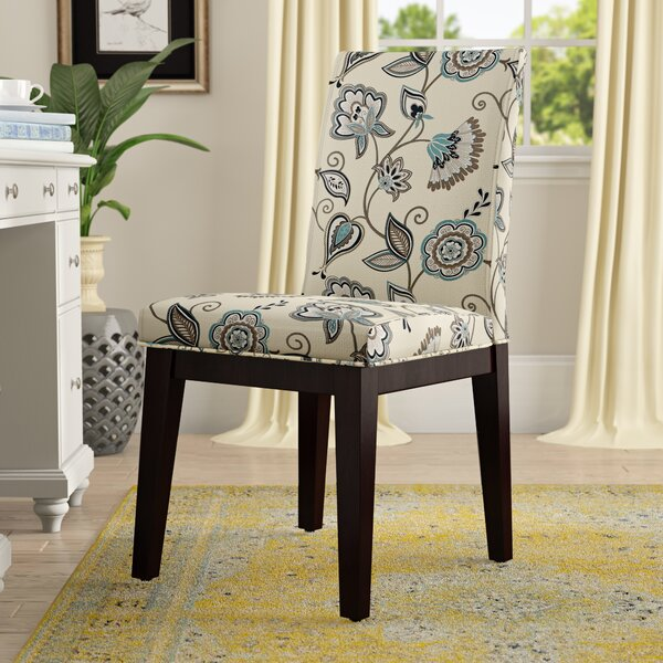 Floraville Side Chair by Andover Mills