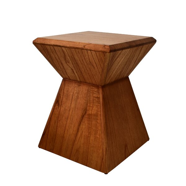 Dalila Accent Stool by World Menagerie