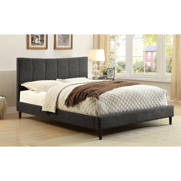 Kesha Upholstered Platform Bed by Ivy Bronx