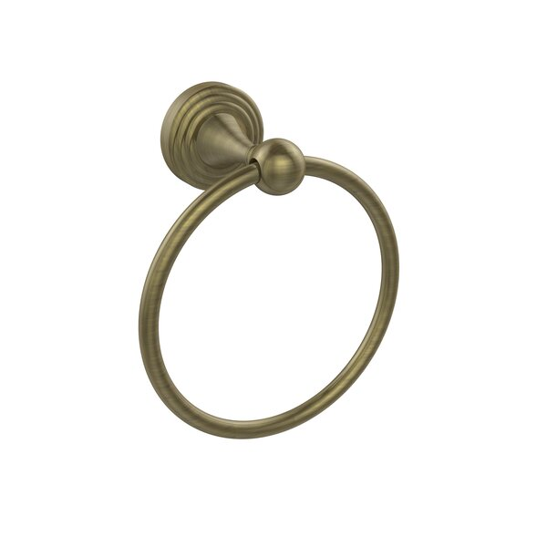 Sag Harbor Towel Ring by Allied Brass