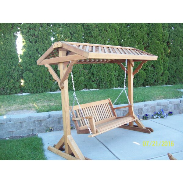 Yard Frame with Roof by Wood Country