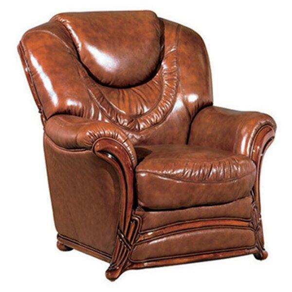 Reneau Wood Trim Armchair By Canora Grey