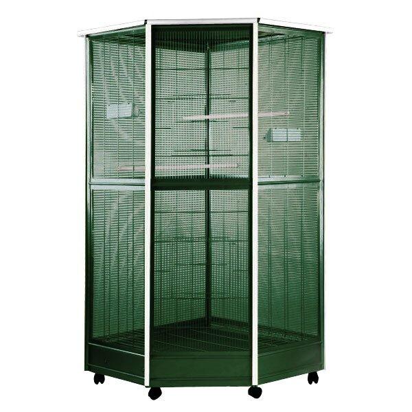 Medium Bird Cage by A&E Cage Co.
