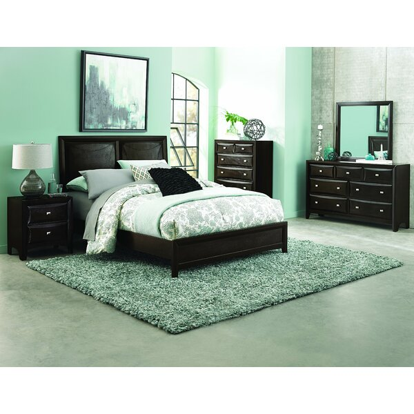 Ryerson Platform Configurable Bedroom Set by Brayden Studio