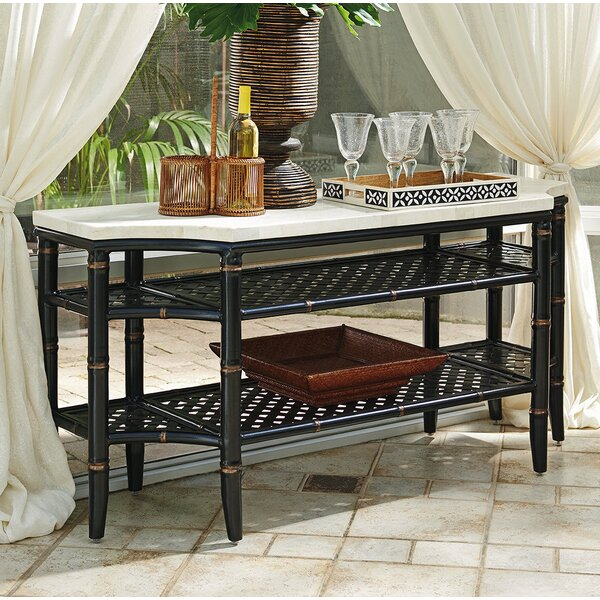 Marimba Wooden Buffet Table by Tommy Bahama Outdoor