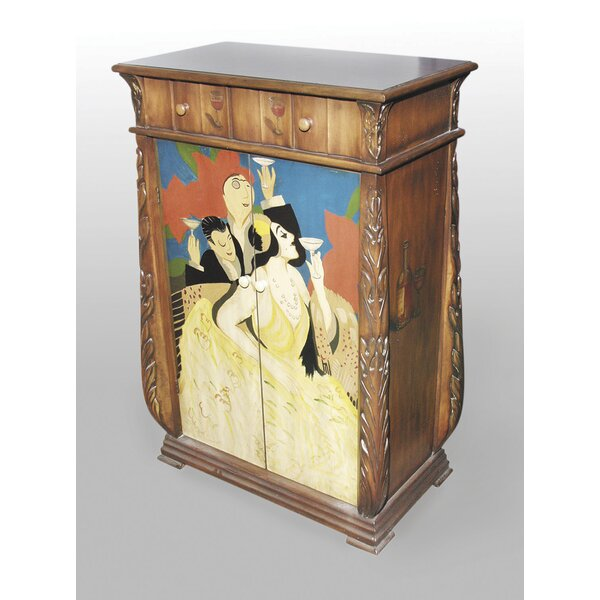 Waldrup Bar Cabinet by Astoria Grand Astoria Grand