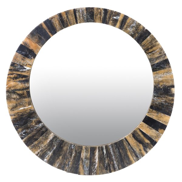 Diemer Accent Mirror by World Menagerie