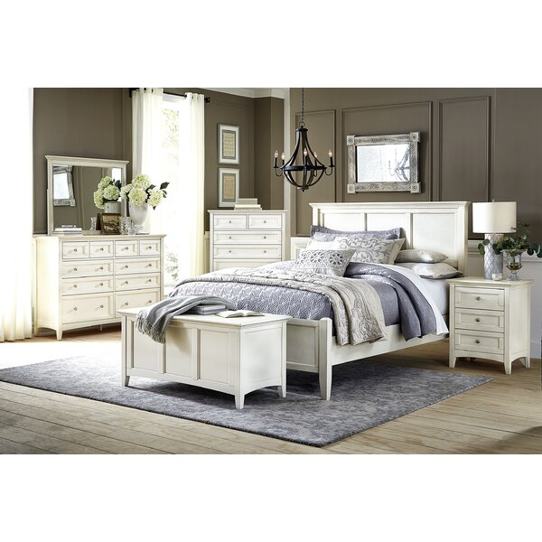 Burris Standard Storage Configurable Bedroom Set by Alcott Hill