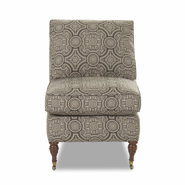 Justina Slipper Chair by Darby Home Co