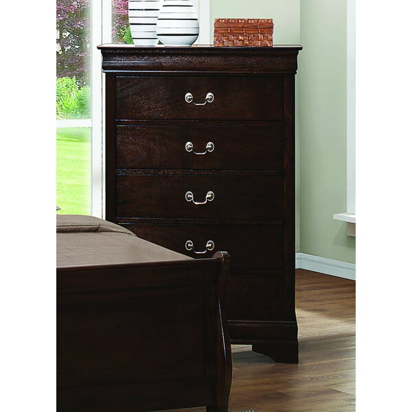 Millsaps 5 Drawer Chest by Canora Grey