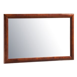 Charlton Home Worcester Accent Mirror