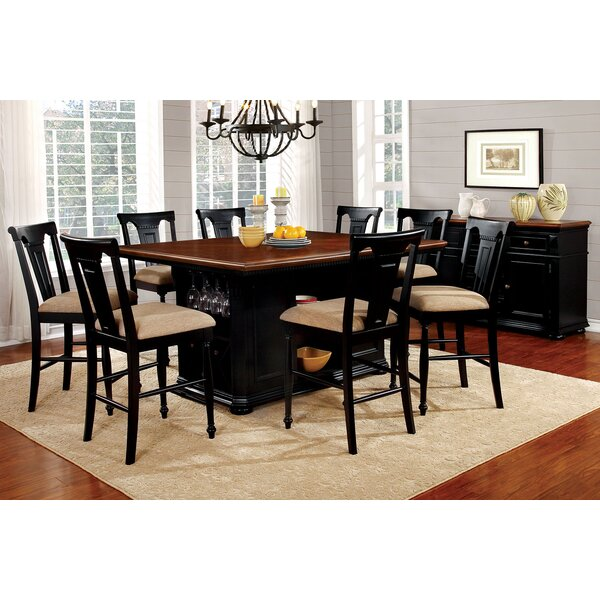 Eloy 9 Piece Dining Set by Canora Grey