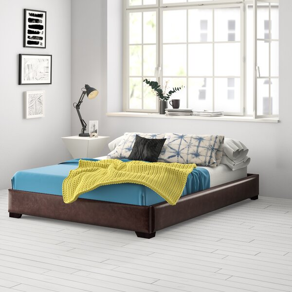 Perley Upholstered Standard Bed by Zipcode Design