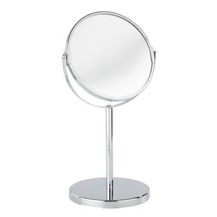 Compare & Buy Assisi Round Cosmetic Mirror By Wenko Inc