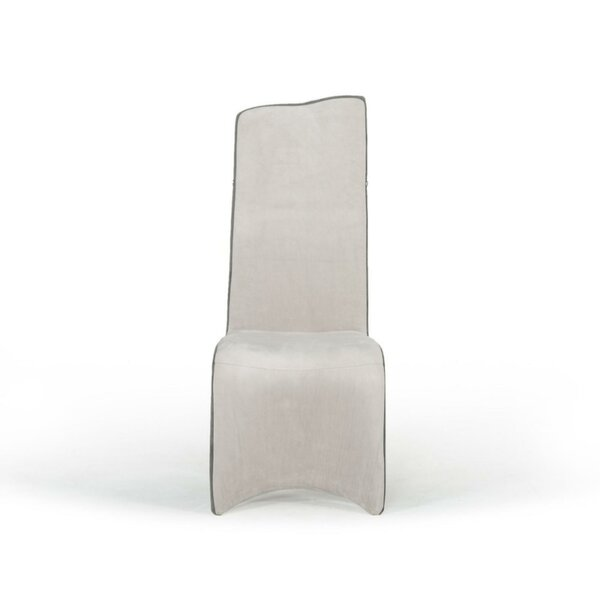 Cluck Upholstered Dining Chair (Set of 2) by Orren Ellis