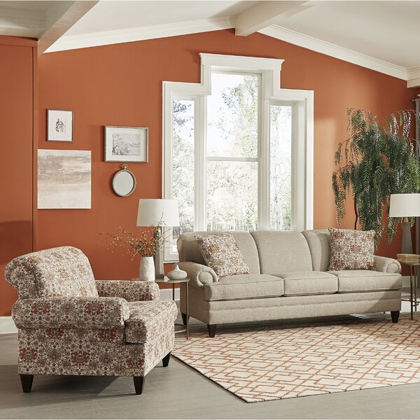 Pedroza 2 Piece Sleeper Living Room Set by Canora Grey