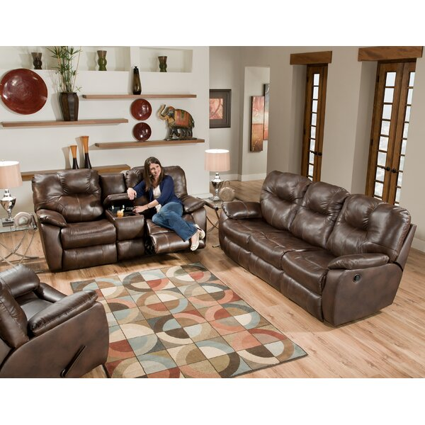 Avalon Reclining Configurable Living Room Set by Southern Motion