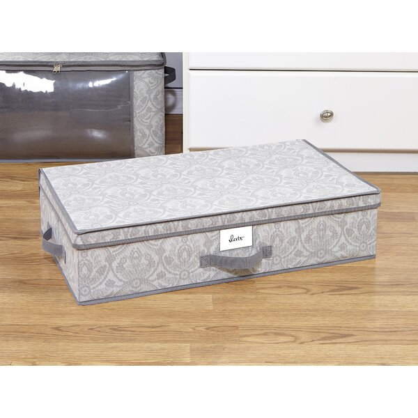 Non Woven Under the Bed Storage Box by Laura Ashley Home