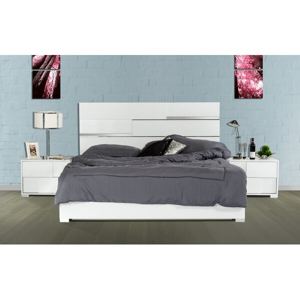 Camron Platform Bed By Orren Ellis by Orren Ellis Today Only Sale