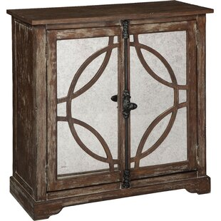 2 Door Chest Accent Cabinet