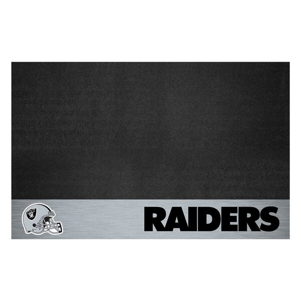 NFL - Oakland Raiders Grill Mat by FANMATS