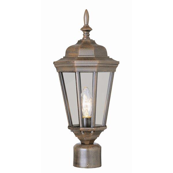Kenwood 1-Light Lantern Head by Lark Manor