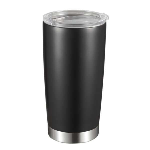 Berdy Double Wall 20 oz. Stainless Steel Tumbler by Ebern Designs