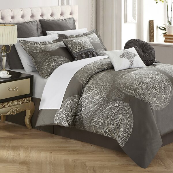 Viqueque 9 Piece Comforter Set