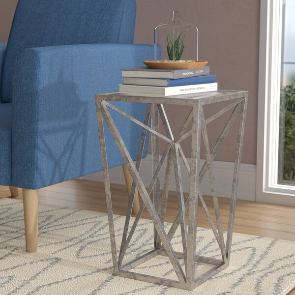 Stenson End Table by Mercury Row