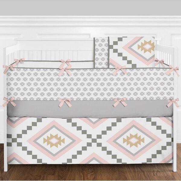 Aztec 9 Piece Crib Bedding Set by Sweet Jojo Designs