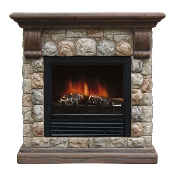 Dublin Electric Fireplace by Stonegate