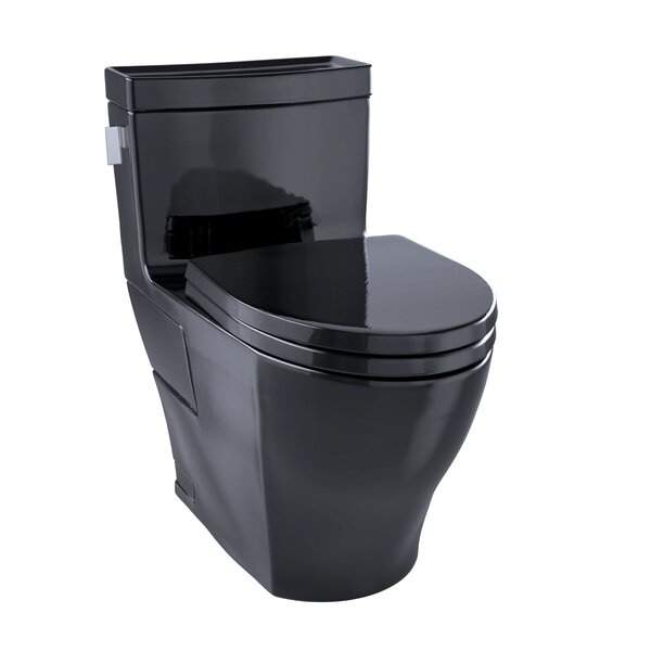 Legato 1 GPF Elongated One-Piece Toilet by Toto