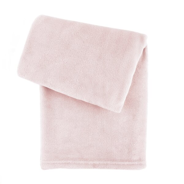 Luxe Microfiber Polyester Blanket by Tadpoles