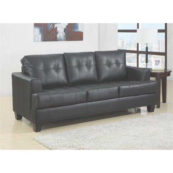 Ewenn 85-inch Square Arm Sofa Bed by Latitude Run Latitude Run