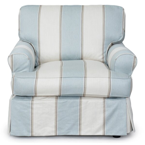 Rundle Armchair Slipcover By Beachcrest Home