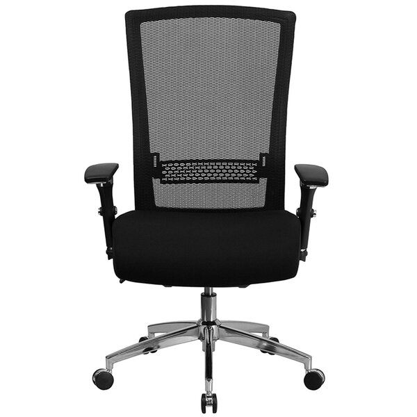 High Back Multifunction Ergonomic Mesh Task Chair
