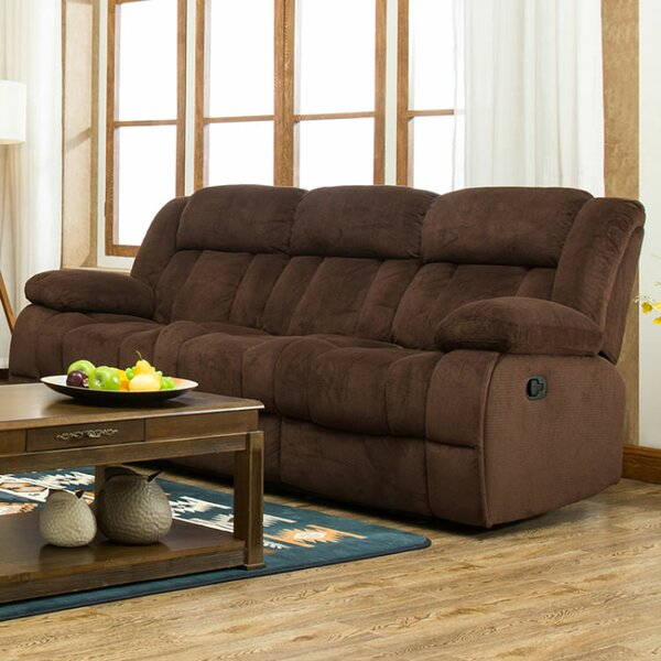 Glendale Heights Reclining Sofa by Red Barrel Studio