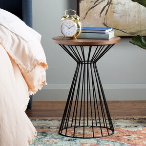 Colan End Table by Mistana