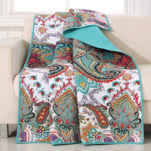 Roskilde Cotton Throw by World Menagerie