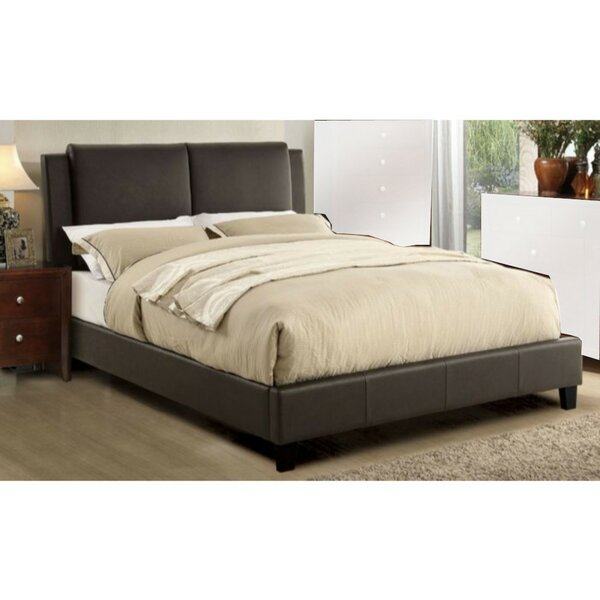 Kist Wooden Upholstered Panel Bed by Winston Porter