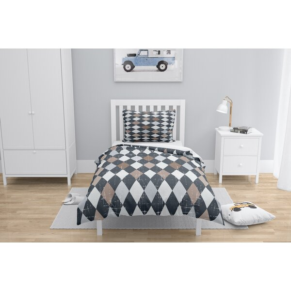 Chervil Diamond Comforter Set